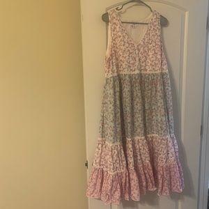 Loveshakefancy for Target Midi floral Dress